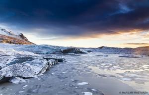 Glaciar de Svínafellsjökull