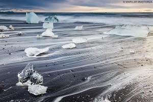 Playa de Jökulsárlón